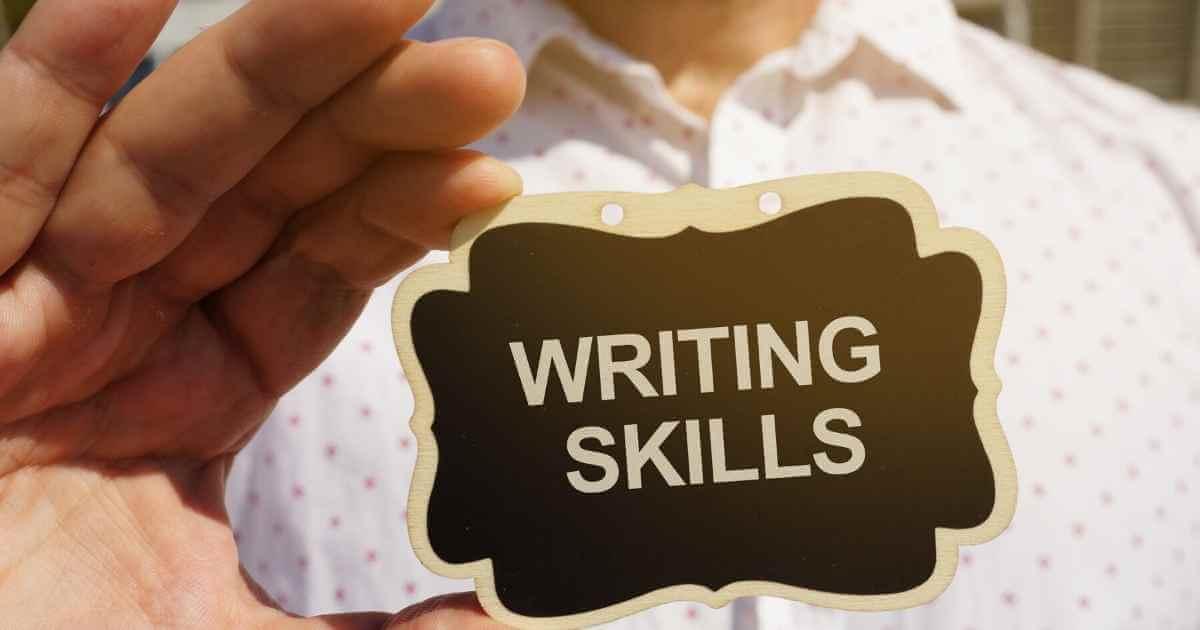 プロフィール文に書くべきこと その2 「文章スキルがわかるもの」を書く
